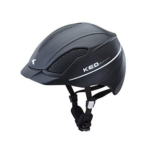 ked-allegra-riding-helmet-size-m-matt-black
