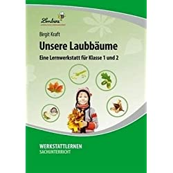 Unsere Laubbäume (CD-ROM): Grundschule, Sachunterricht, Klasse 1-2