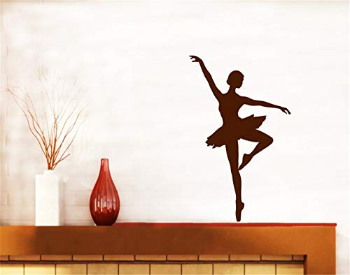 (wandaufkleber Abnehmbare Wandtattoos inspirierende Vinyl Wandkunst große Schönheitssalon Design Haare färben Frau)