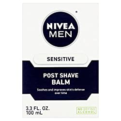NIVEA Men Sensitive Post Shave Balm 3.3 fl. oz