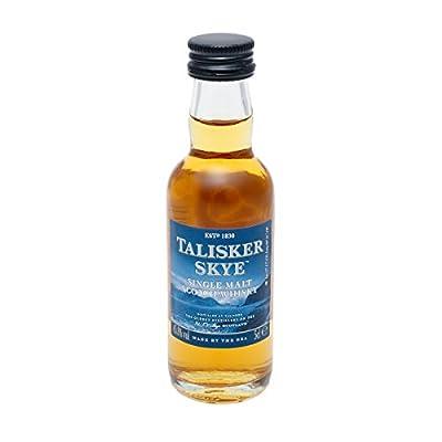 Talisker Single Malt Scotch Whisky 5cl Miniature