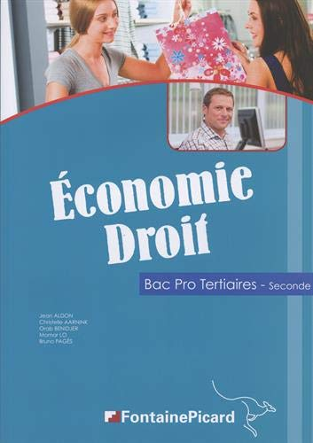 Economie Droit 2de Bac Pro Tertiaires