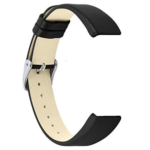 Vater bestes Geschenk! Handgelenksriemen mit Lederbandersatz für Fitbit Inspire/Inspire ()