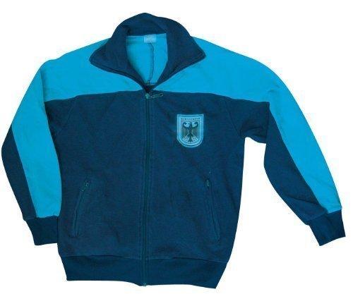 Original Trainingsjacke der Deutschen Bundeswehr blau gebraucht verschiedene Größen (52)