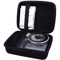Viaggio Borsa Custodia Rigida per Fujifilm Instax Square SQ6 Fotocamera Istantanea di Aenllosi