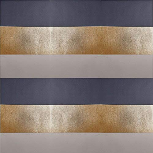 Tapete gestreift marineblau, gold und Taupe Direct Wallpapers e40941