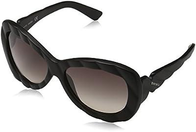 Diesel Gafas de Sol 0007_02B (58 mm) Negro