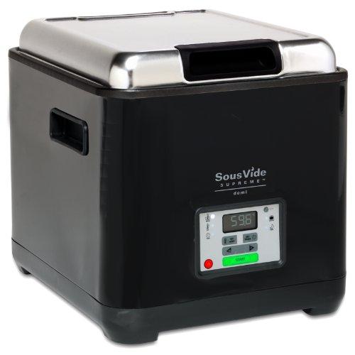 419KIj1tBjL. SS500  - SousVide Supreme SVS09L Demi 9 Liter Water Oven  Coated Steel, Black Finish