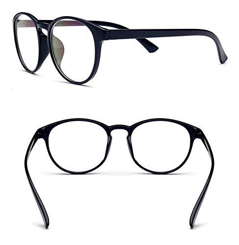 brillengestell Brillenfassungen Brillen Mode Mode Flachspiegel Retro Big Box Unisex, Sand schwarz