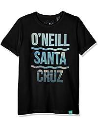 O'Neill Lb Surf City Camiseta, Niños, Negro (Black Out), 176