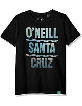 O'Neill Lb Surf City Camiseta, Niños, Negro (Black Out), 140