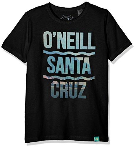 O'Neill Lb Surf City Camiseta, Niños, Negro (Black Out), 128