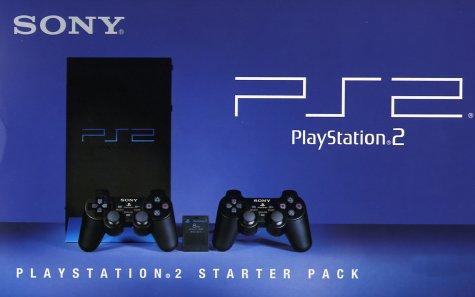 Playstation 2 - PS2 Konsole