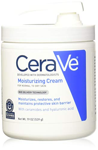 CeraVe Moisturizing Cream Developed with Dermatologists 19 oz