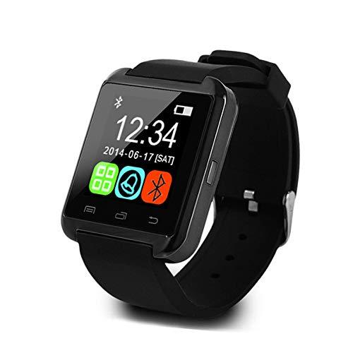 DDGOU Bluetooth Smart Watch Unterstützung GSM SIM-Karte Audio Kamera Fitness Tracker Smartwatch Für Frauen Männer Alloy Digital Kamera