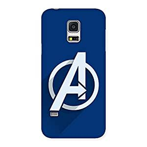 Neo World A Forever Back Case Cover for Samsung Galaxy S5 Mini