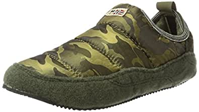 Napapijri Footwear Morran, Chaussons Homme, Blau (Blue Marine), 44 EU