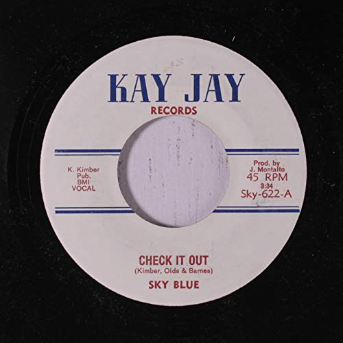 Blue Jay-check (check it out 45 rpm single)