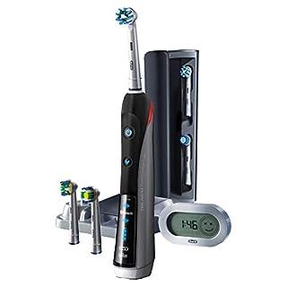 Oral-B SmartSeries 7000 elektrische Zahnbürste, mit Timer und fünf Aufsteckbürsten, schwarz (B00KBWBALK) | Amazon price tracker / tracking, Amazon price history charts, Amazon price watches, Amazon price drop alerts