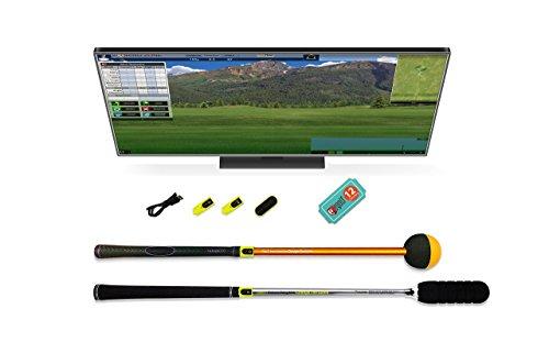 Tittle X TruGolf E6 Edition Golfsimulator Trainingshilfe Schwungtrainer Putting (Golf-simulator-pc)