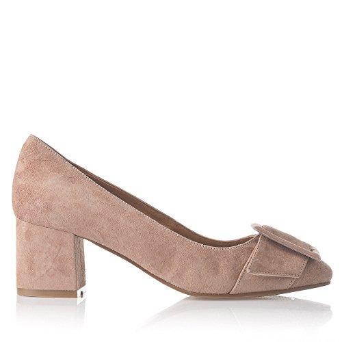 Laura Moretti - High Heels Shoe, Chiuso Donna Rosa