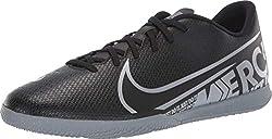 Nike Unisex-Erwachsene Vapor 13 Club Ic Fußballschuhe, Mehrfarbig (Black/MTLC Cool Grey/Cool Grey 1), 39 EU