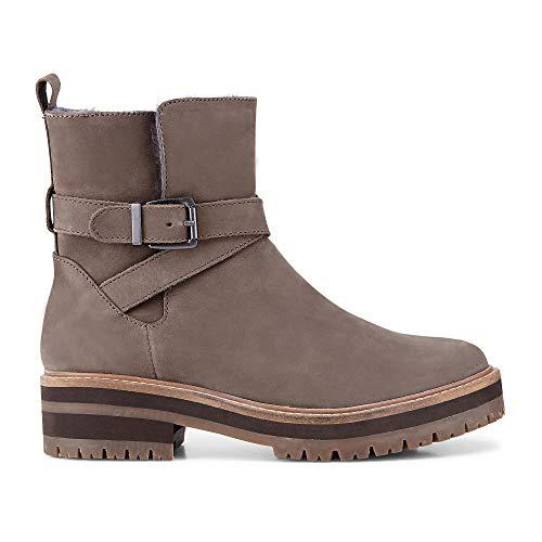 Cox Herren Trend Boots Aus Leder, Sportliche Kurzschaft