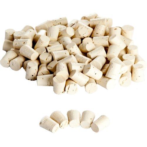 Lot de 100 bouchons coniques 22 x 16 / 13 mm