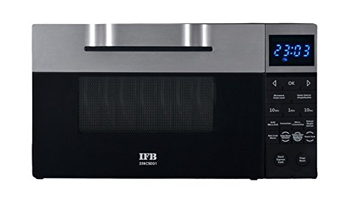 IFB 25BCSDD1 25-Litre Convection Microwave Oven (Black)