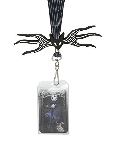 loungefly-the-nightmare-before-christmas-jack-bow-tie-lanyard-by-hot-topic