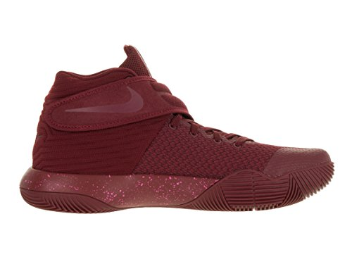 Nike Kyrie 2, Scarpe da Basket Uomo, 41 EU Rosso (Team Red / Pure Platinum-Black) (platino-nero)