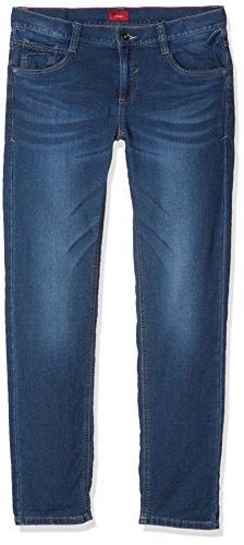 s.Oliver Jungen Jeans 61.709.71.3009 Blau (Blue Denim Stretch 56Z2), 170 (Herstellergröße: 170/BIG)