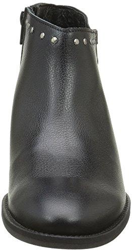 Le Temps des Cerises Colorado, Bottes Classiques Femme Noir (Cloute Black)