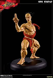 Pop Culture Shock - Street Fighter Oro Figura, 718117172649, 33 cm