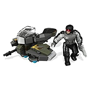 Mega Bloks CNG76 – Call of Duty: Luftkissenrad-Angriff