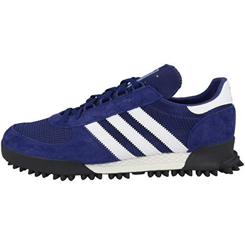 adidas Herren Marathon Tr Fitnessschuhe, Blau (Azumis/Blatiz/Negbás 0), 43 1/3 EU