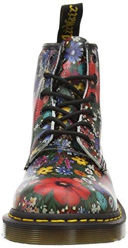 Dr. Martens 101 Softyt Multi Wanderlust, chaussures bateau femme Multicolore - Mehrfarbig (Multi Wanderlust)