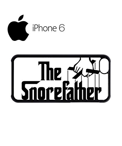 The Snore Father Cool Swag Mobile Phone Case Back Cover Hülle Weiß Schwarz for iPhone 6 White Schwarz
