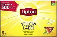 Lipton Yellow Label Black Tea, 300 Teabags