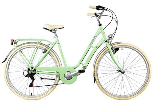KS Cycling Damenfahrrad 28\'\' Casino 6Gänge grün RH51cm
