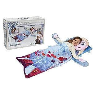 Giochi Preziosi Disney Frozen 2 Elsa, Grande y Suave, fácil de Plegar y Transportar