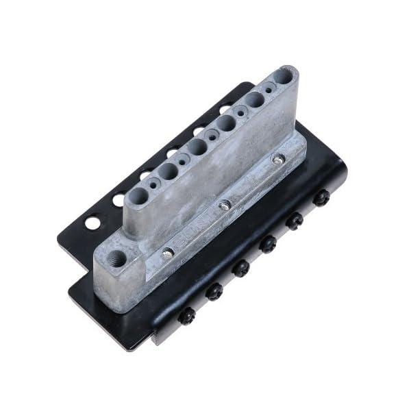 Set ponte tremolo per chitarra elettrica tipo Fender Stratocaster