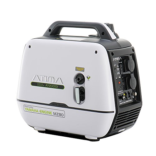 Atima-AY2000i-Tragbarer-Inverter-Benzin-Stromgenerator-Stromerzeuger-2000W-Mit-YAMAHA-Motor