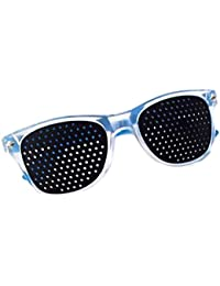 Fansport Lochbrillen Augenschutz Schutzbrille Fashion Vision Verbesserung Gläser
