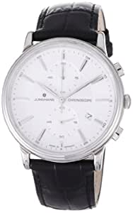 Junghans Gents Watch Anytime Diplomat Chronograph Quartz Analogue 041/4882.00