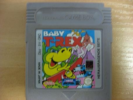 Baby T-Rex (Game Boy)