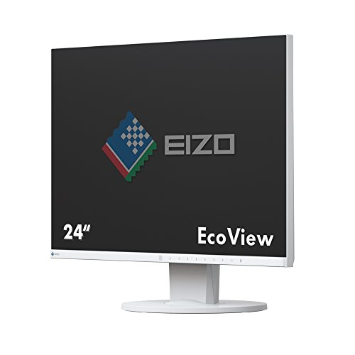 EIZO EV2455-WT 24-Inch LCD/LED Monitor - Black