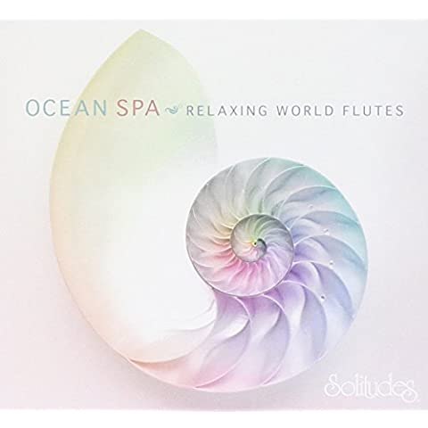 Ocean Spa: Relaxing World Flutes by Ashtar Ron Allen