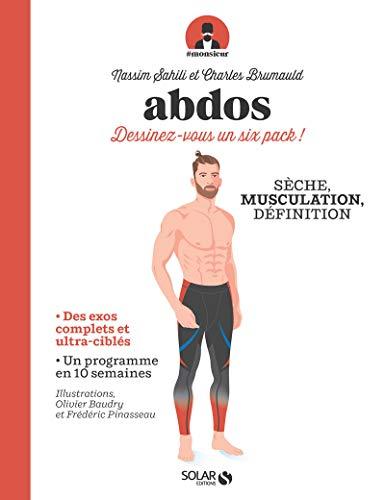 Abdos #monsieur par Charles BRUMAULD, Nassim SAHILI