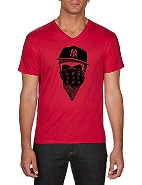 Touchlines Ny Gangster, Camiseta Para Hombre
